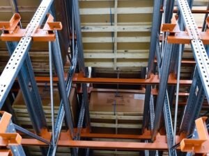 Autoshuttle Storage and racking system