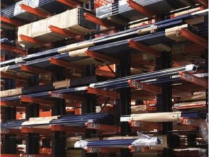 Non-palletised Racking