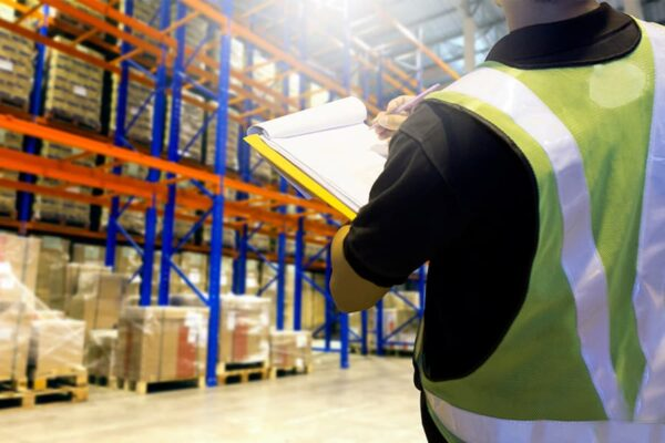 Warehouse Racking Safety Audits