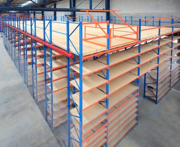 Raised Storage Area Supplier