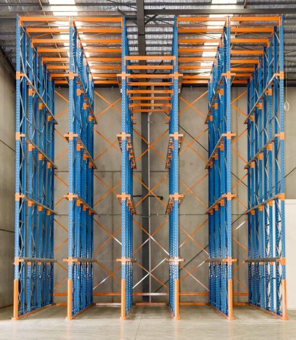drive in pallet racking for warehouse Australia