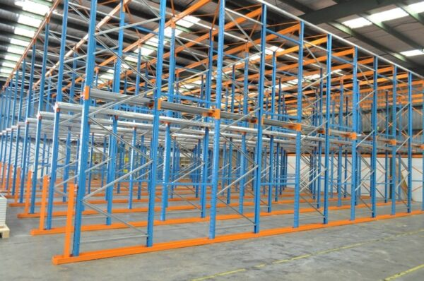 drive in palet racking
