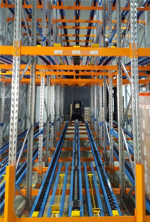 Australian Pallet Live Storage Supplier