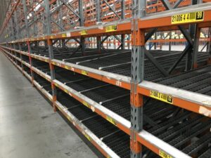 Carton Live Pallet Racking