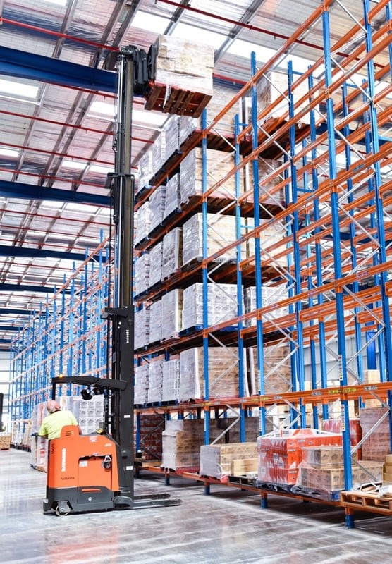 Double Deep Racking Supplier