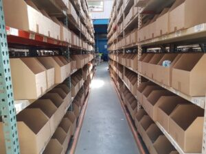 Very Narrow Aisle Racking in Australia